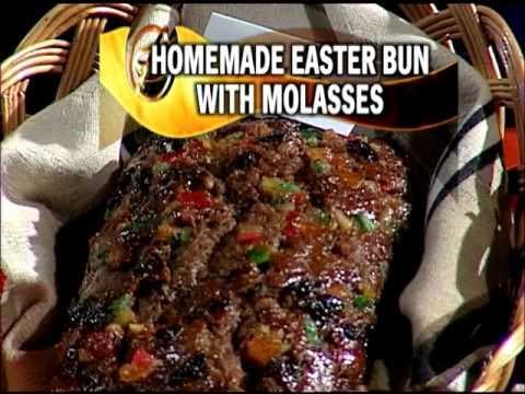 Grace Foods Recipe Easter Bun