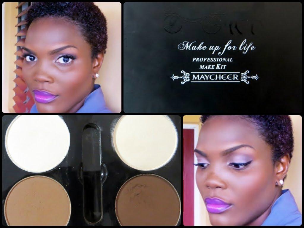 Best Contouring Makeup For Dark Skin | Saubhaya Makeup