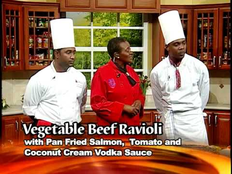 Round 4 Chef Challenge – Grace Foods Creative Cooking