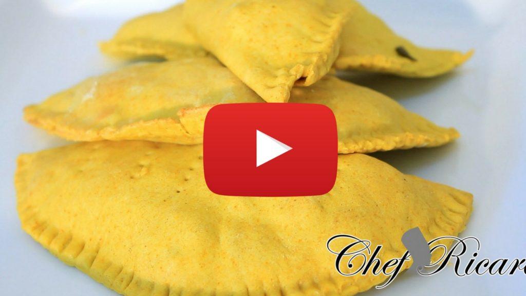video jamaican beef patties recipe from chef ricardo