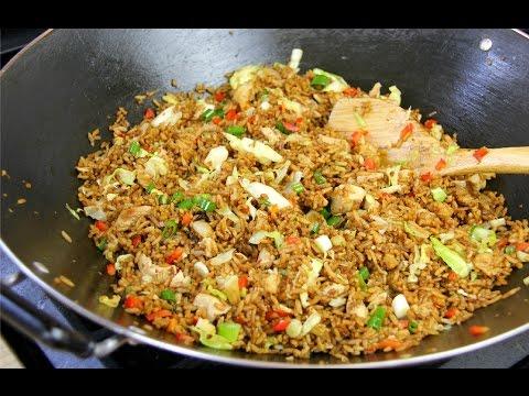 5 minute jerk chicken fried rice chris de la rosa caribbeanpot 5 minute jerk chicken fried rice chris de la rosa caribbeanpot jamaican videos forumfinder Gallery