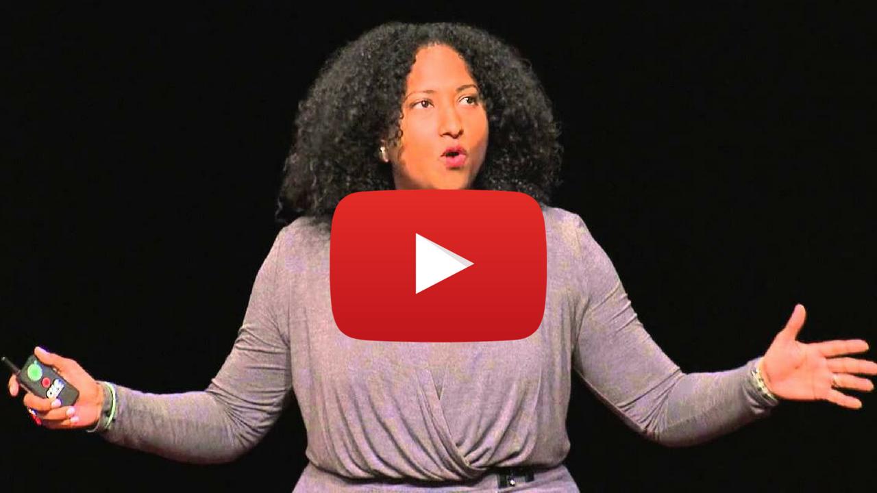 Jamaican Kristina Newman-Scott's Amazing TEDx Talk - What is fi yu cyan un fi yu
