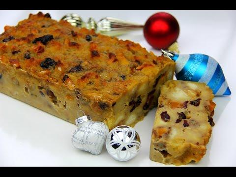 Caribbean Christmas Bread Pudding | CaribbeanPot com - Jamaican Videos