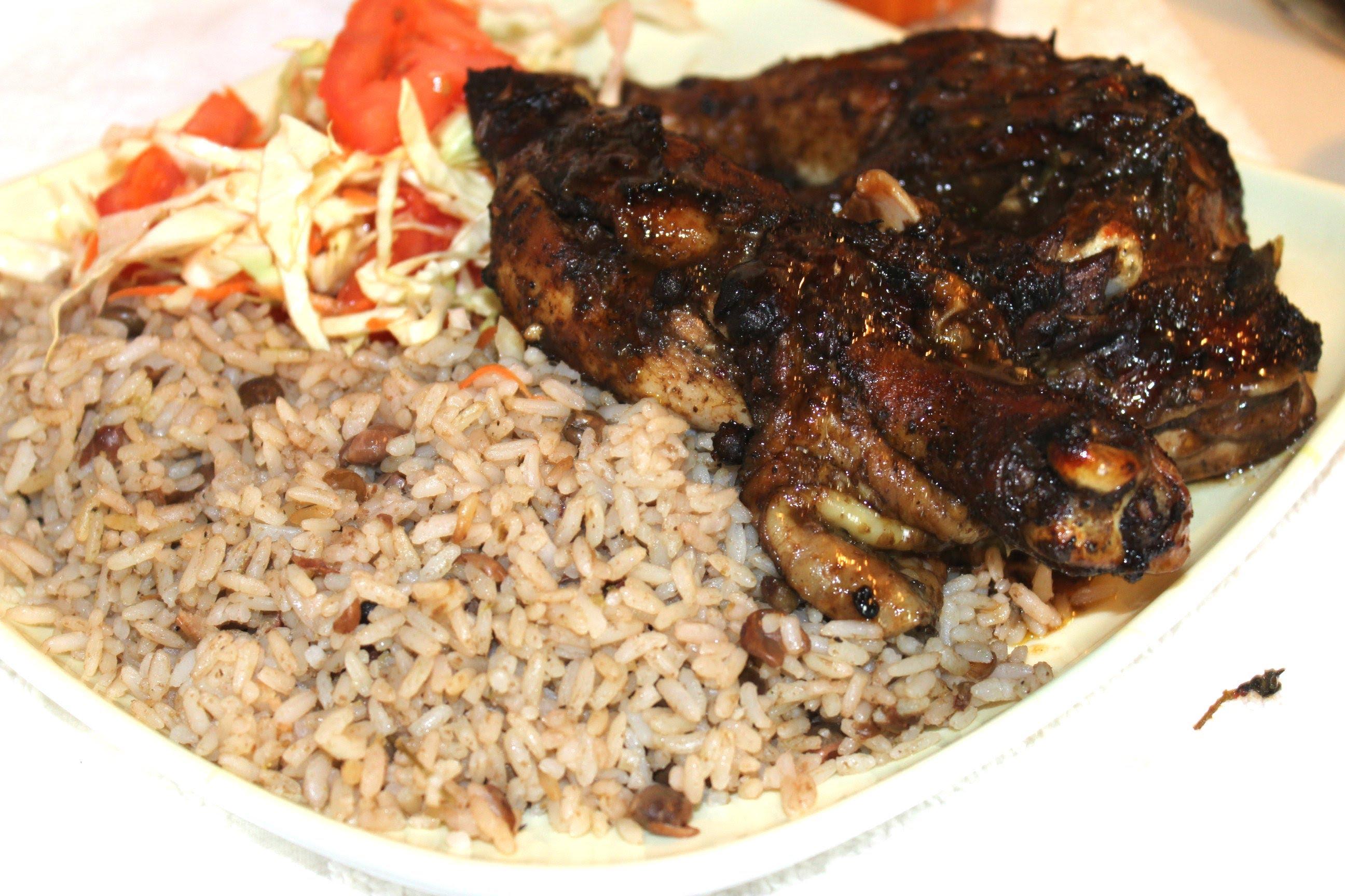 How to cook real jamaican jerk chicken hot spicy caribbean meal how to cook real jamaican jerk chicken hot spicy caribbean meal recipe 2014 forumfinder Gallery