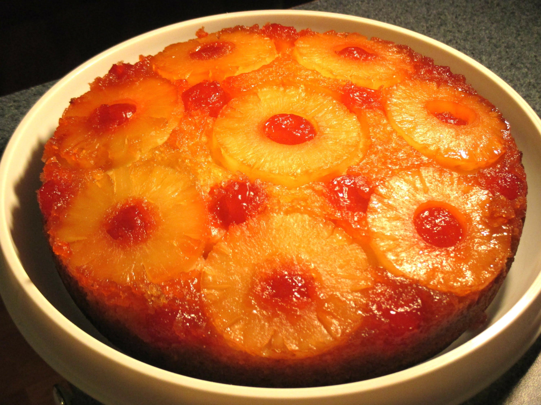 Jamaican Christmas Food.How To Make Real Jamaican Style Pineapple Upside Down Cake