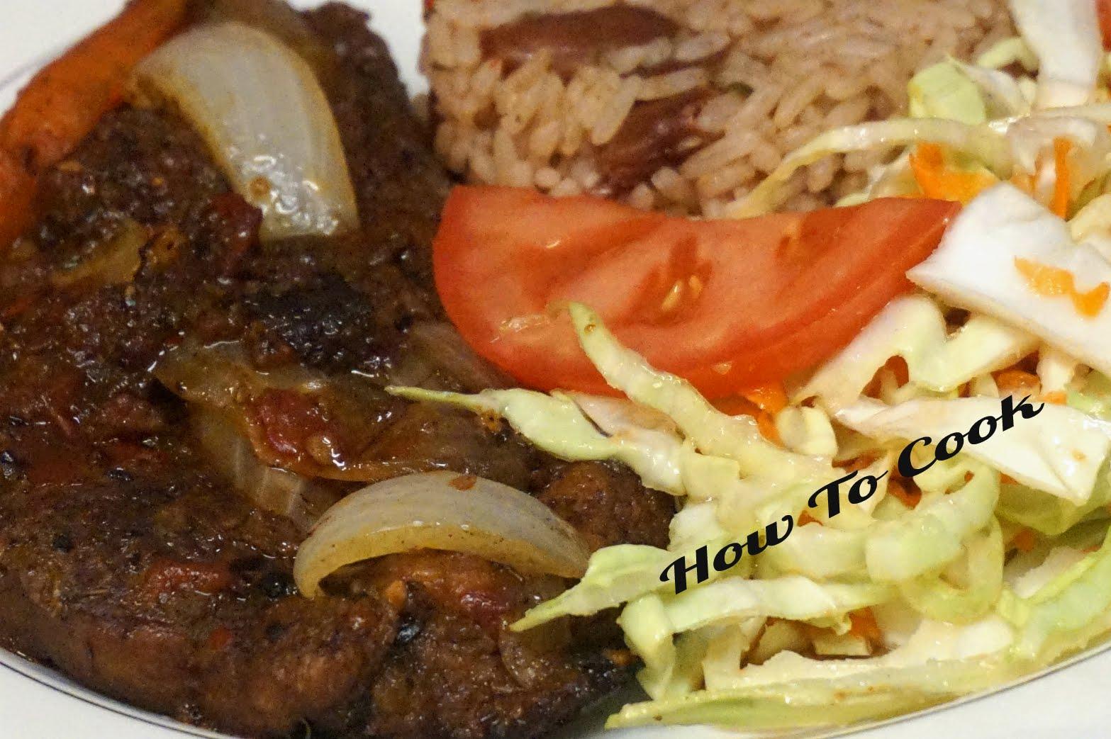 Brown stew chicken recipe jamaican video dating