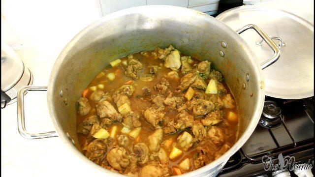 Chicken Curry Best One / Curry Chicken