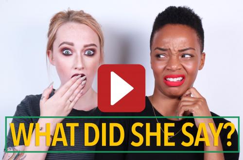 VIDEO-See-American Learns To Speak Jamaican Patois