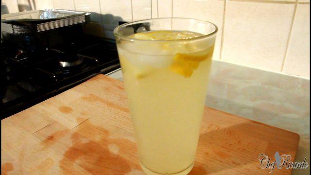 Lemon & Ginger Detox Water /10KG in 10 Days