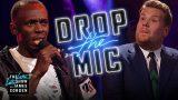 VIDEO: Usain Bolt destroys James Corden in a rap battle on Drop The Mic