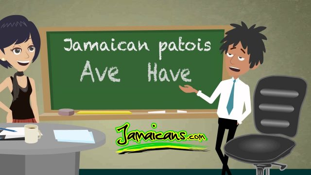 Jamaican Patois (Patwa) Word of The Day Is: Ave