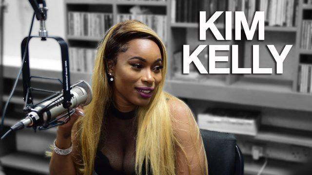 Kim Kelly talks landing collab w/ Vybz Kartel + Jamaican-Canadian roots