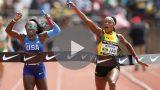 VIDEO: Jamaica wins Women's 4x100m USA vs the World – Penn Relays 2017