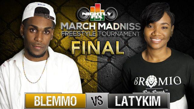 Blemmo vs LatyKim – March Madniss 2K17 [FINAL]