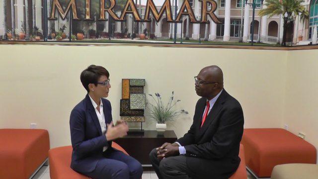 VIDEO: Leo Gilling interviews Hon. Minister Kamina Johnson-Smith MFAFT