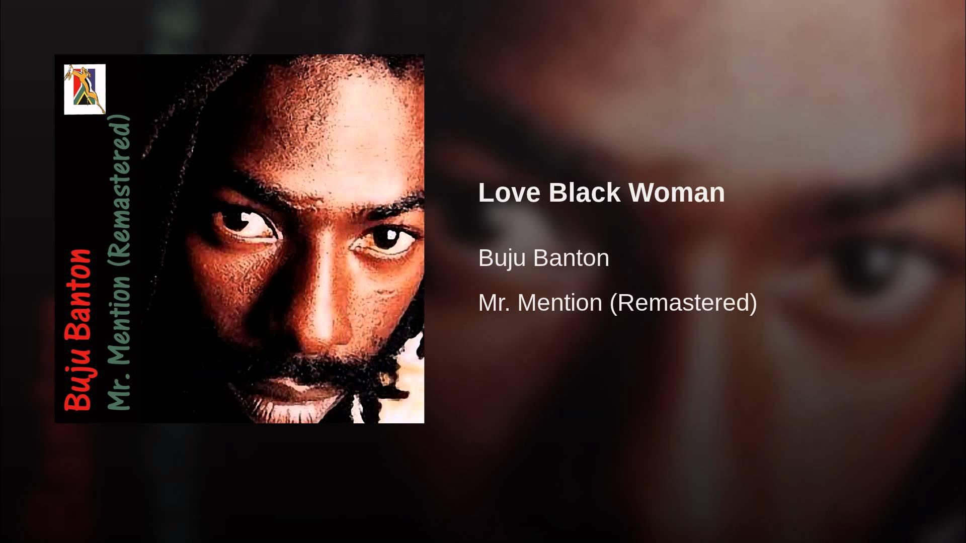 Love Black Woman