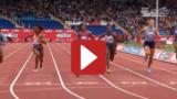 VIDEO: Elaine Thompson wins with a 10.93 comeback! – IAAF Diamond League Birmingham 2017