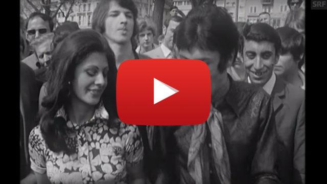 VIDEO: How To Dance Reggae In Zurich, Switzerland In The 70's