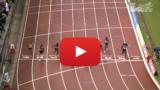 VIDEO: Jamaica's Elaine Thompson Win the Women's 100m – IAAF Diamond League Brussels 2017