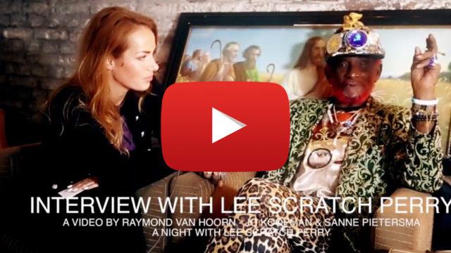 VIDEO: Interview 'Reggae Legend' Lee Scratch Perry, 'I'm the Black Jesus'