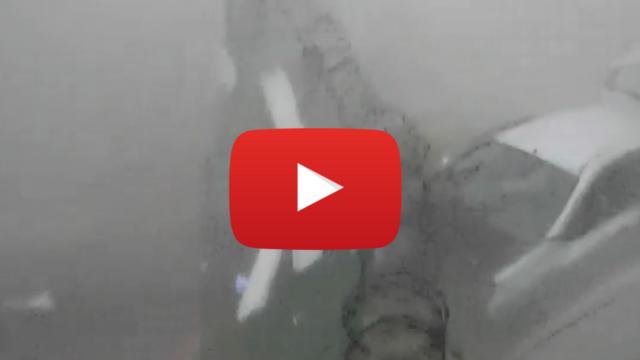 VIDEO: Live footage as Hurricane Irma destroys Maho Beach Cam in St Maarten 9/6/2017