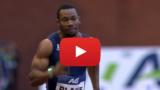 VIDEO: Jamaica's Yohan Blake wins men's 100m – Brussels Diamond League 2017