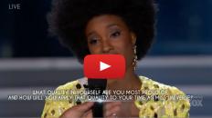 "Watch Miss Jamaica, Davina Bennett ""slay"" the questions at Miss Universe 2017"