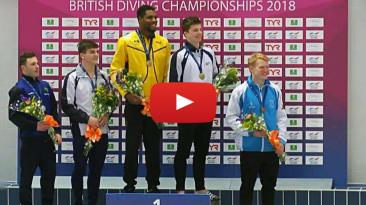 Jamaica's Yona Knight-Wisdom Wins First Ever Major Diving Tournament