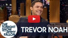 Trevor Noah Turns Donald Trump Words into a Bad Reggae Song