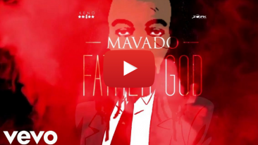 Mavado Animated Lyric Music Video Father God