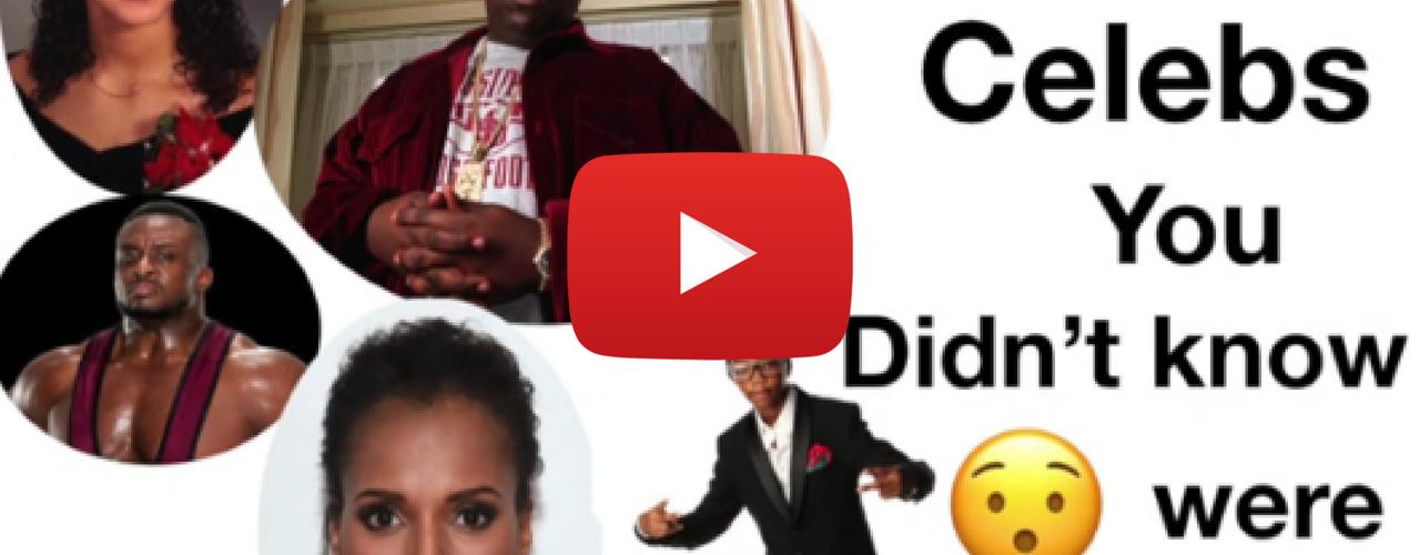 Ten Celebrities You Did Not Know Were Jamaican