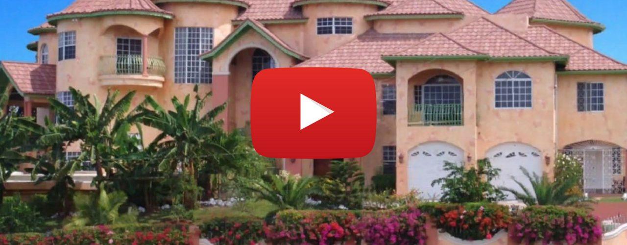 The RICHEST Most Posh NEIGHBORHOODS in JAMAICA video