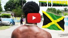 This Is Jamaica a parody of Childish Gambino This Is America