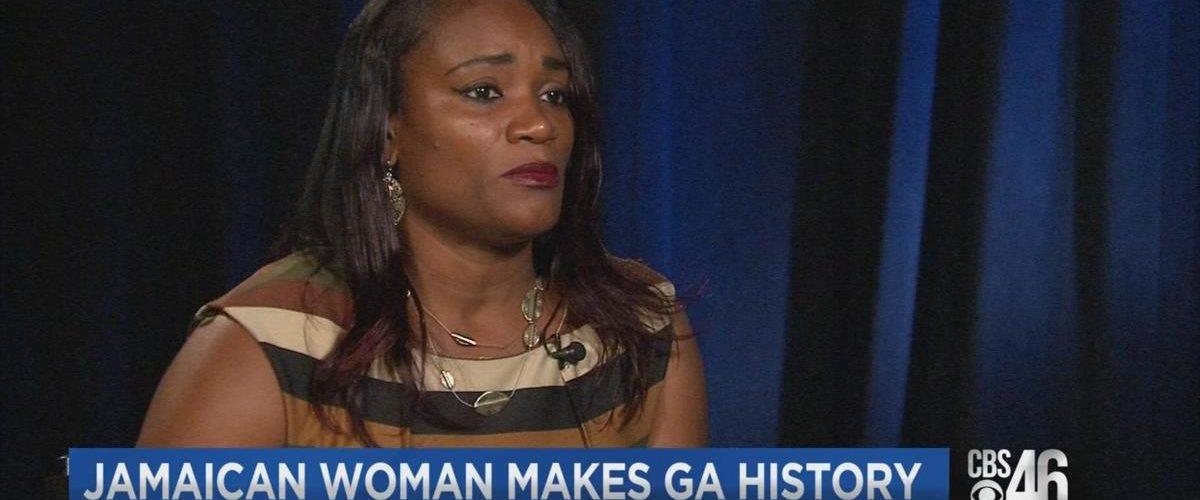 Jamaican Woman Makes Georgia Political History