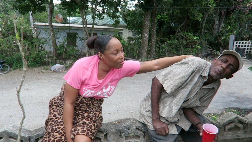 WATCH: Jamaican Husband & Wife At War, Yaad Man Style