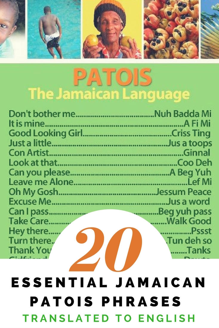 Things to say to a jamaican girl