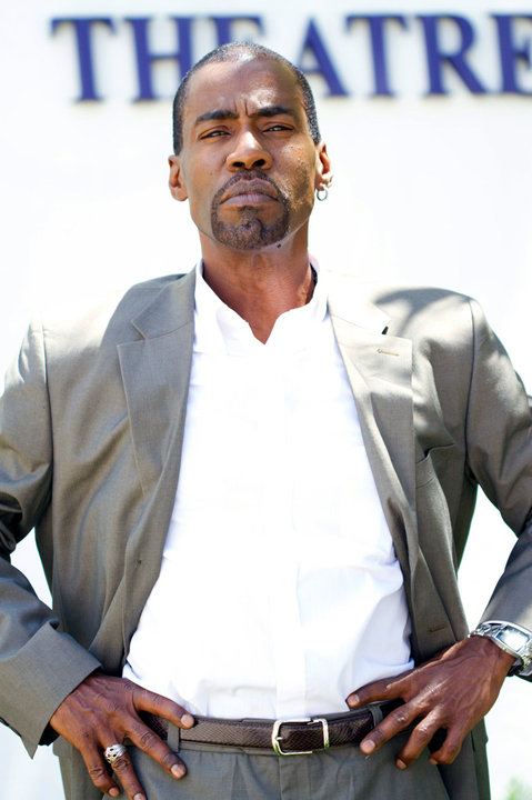 Paul Campbell Jamaican Actor