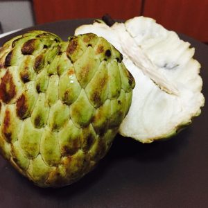 Fruits Jamaicans Love - Sweetsop