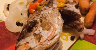 Simple Jamaican Escovitch Fish Recipe