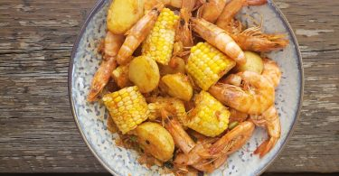 Chef Noel CunninghamPeppered Shrimp Boil Recipe