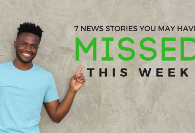 weekly news stories you missed this week